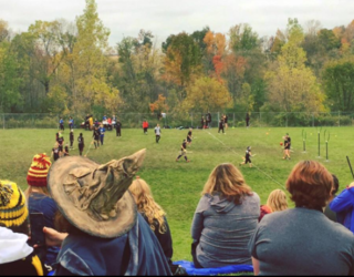Forget Halloween, October Is All About Harry Potter in This Canadian Town