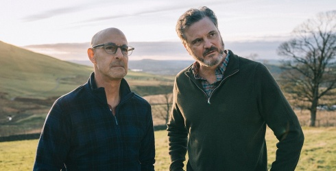 """Stanley Tucci and Colin Firth's Friendship Sets the Stage for """"Supernova"""" Love Story"""