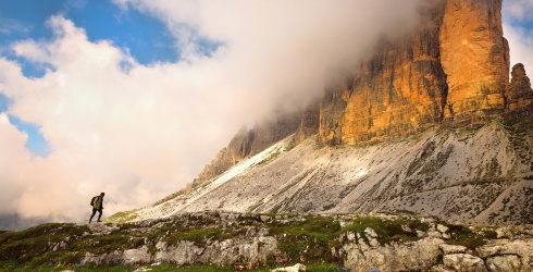 Travel Tuesday: Take an Epic Hike Across Italy's National Parks
