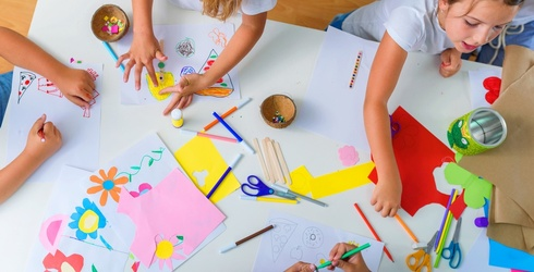 Let Your Inner Child Get Creative With This Crafty Puzzle