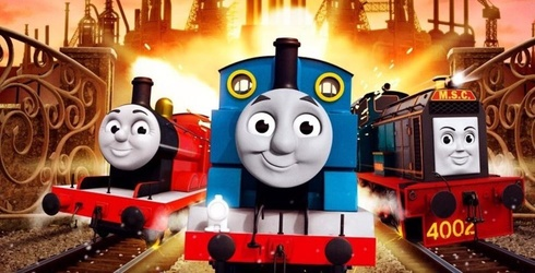 """Meet Theo, the Amazing New Tank Engine on the Spectrum Who Will Soon Join """"Thomas & Friends"""""""