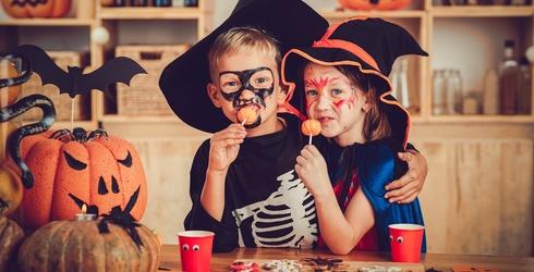Halloween as a Kid Vs. Halloween as an Adult