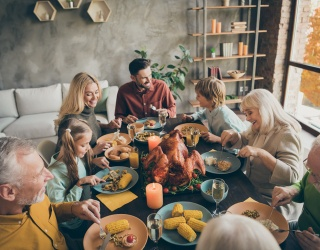 An Inner Monologue of Going to Thanksgiving Dinner When You Just Really Love Food