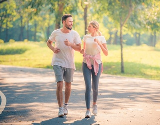 Enjoy the Weather and Get Your Sweat on, Too, With These Tips for Walking Workouts