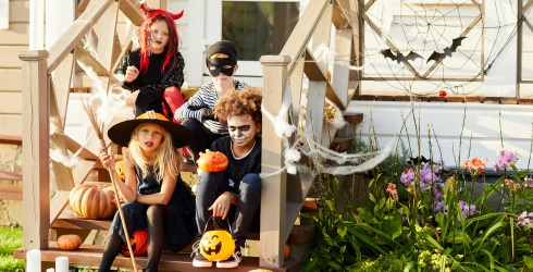 Pick out Your Favorite Halloween Decor & Find out How Spooky Your Season Will Be
