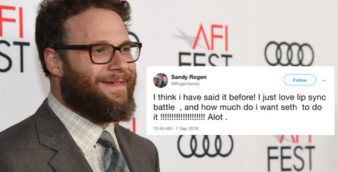 12 Times Seth Rogen's Mom Was the Most Relatable Person on Twitter