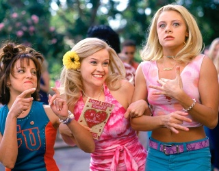 """DailyTrivia: """"Legally Blonde"""" Helps Give Us Something to Look Forward To"""