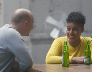 Why Some Are Comparing This Heineken Ad to Kendall Jenner's Pepsi Blunder