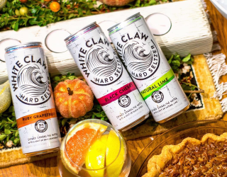 The Seltzer Revolution Continues With Multiple Options for a White Claw Halloween Costume