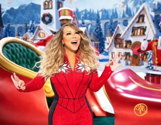 Can You Match All the Photos From Mariah Carey's Magical Christmas Special?