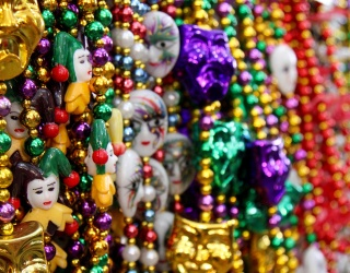 Cabinet of Curiosities: Why Are Beads Thrown During Mardi Gras Parades?