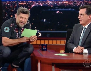 Andy Serkis Reading Trump Tweets as Gollum From 'Lord of the Rings' Is the Best Thing You'll Watch All Week