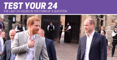 """Are There More """"Conflicts"""" We Don't Know About in Princes William and Harry's Relationship?"""