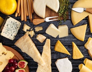 Happy National Cheese Day! How Gouda You at Naming These Cheeses?