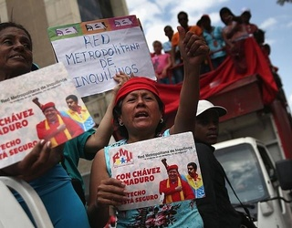 The Daily Break: An Electronic Lawsuit and Venezuelan Protests