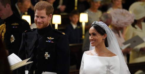"""This """"Something Blue"""" Idea, Courtesy of Meghan Markle, Is About to be the Newest Wedding Trend"""