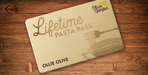 What Food Would You Buy a Lifetime Pass to Eat?