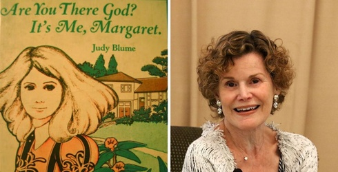 """Judy Blume's """"Are You There God? It's Me Margaret"""" Will Finally Be Made Into a Film"""