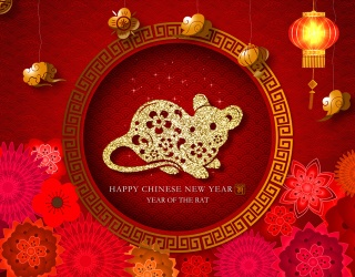 Enter the Year of the Rat & Find the Differences in These Chinese New Year Photos