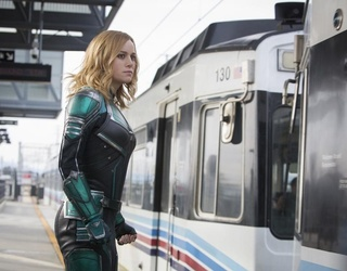 """Higher, Further, Faster: Match These Super """"Captain Marvel"""" Photos"""