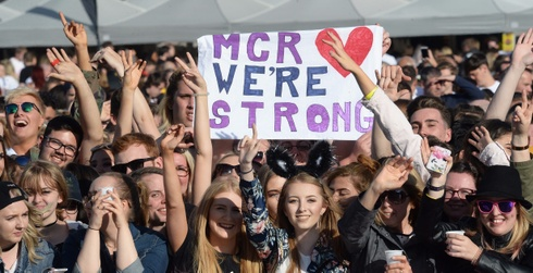 One Love Manchester Shows the World What It Means to Be Resilient in the Face of Terror