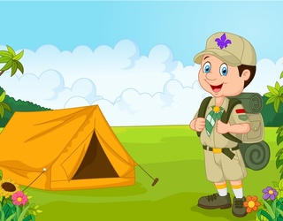 Can You Find the Differences in These Boy Scout Pictures?