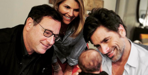 I Didn't Think John Stamos Could Get Any More Dreamy Until I Watched Him Talk About His Son