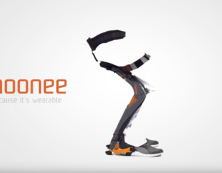 The Future is Here! Behold The Wearable Chair
