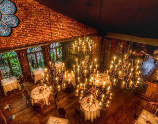 Weekend Wanderlust: For Your Next Date Night, Turn on the Romance at These Dreamy Restaurants