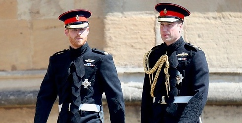 Scandalous: How Bad Are Things Between Prince William and Prince Harry?