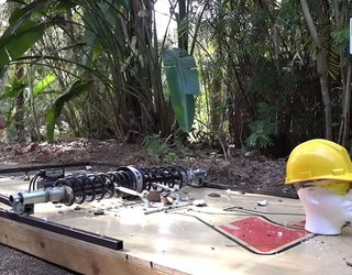 This Guy Built a Giant Mouse Trap That Can Smash Almost Anything