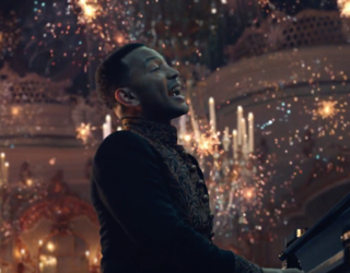 """Ariana Grande and John Legend in The """"Beauty and the Beast"""" Music Video Are Just as Magical as You'd Expect"""