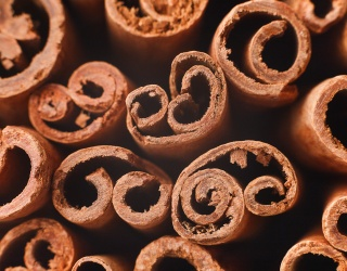 Swirl Around in These Cinnamon Sticks by Putting the Puzzle Together