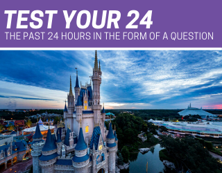 How Is Disney World Putting a Positive Spin on Social Distancing?