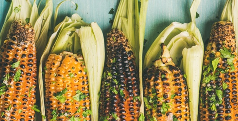 We'd Like Our Corn Puzzles Charred on the Grill This Summer, Please