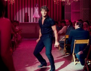 Which Patrick Swayze Role Would You Never Put in a Corner?