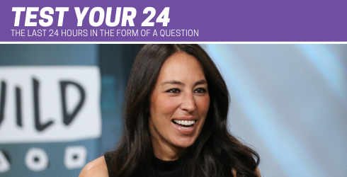 What Is Joanna Gaines Writing About in Her New Children's Book?