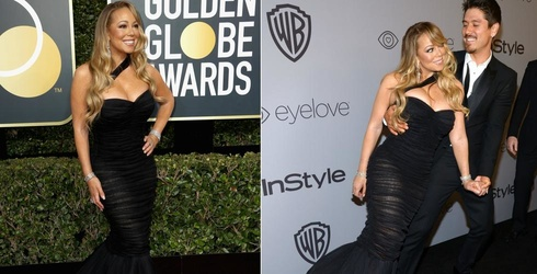 Mariah Carey's Golden Globes Appearance Is Proof That 2018 Is This Diva's Year