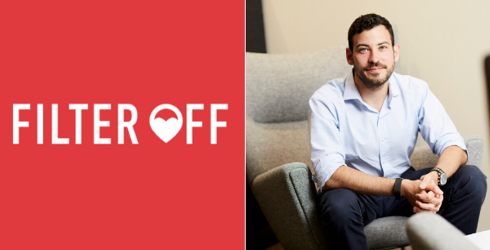 Zach Schleien Is Ripping the Rug out From Under the Dating App World With Filter Off