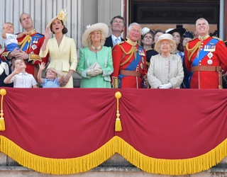 Royally Speaking: Prince Louis LOVED His First Trooping the Colour