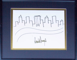 This Really Bad Drawing by Trump Is for Sale; Here Are 10 Things You Can Buy Instead