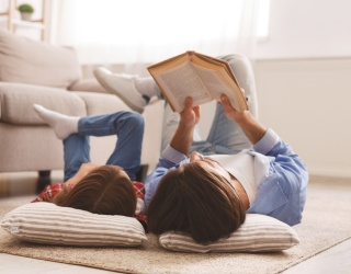Talk to Us About Books and We'll Guess Your Favorite Reading Position