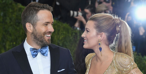 May We All Someday Find the Blake Lively to Our Ryan Reynolds (Or Vice Versa)