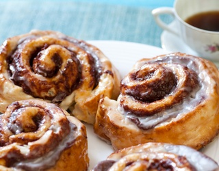Fill Your Morning With Frosting With the Help of These Cinnamon Buns