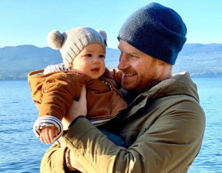 DailyTrivia: Baby Sussex Turns 1 and Helps Raise Money at the Same Time!
