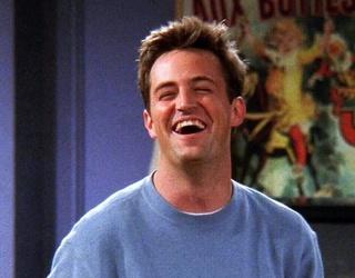 "In True Chandler Bing Fashion, Matthew Perry May Have Broken Some Big ""Friends"" News"