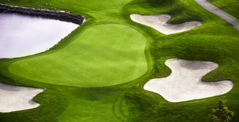 Take a Swing at This Golf Course Puzzle and Be on Your Way to the Masters