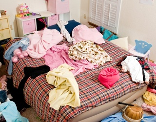 How Well Can You Clean up This Messy Room Memory Match?