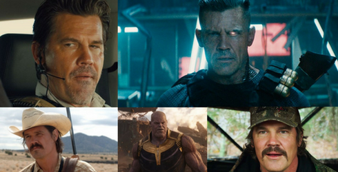Which Josh Brolin Character is Your Spirit Animal?