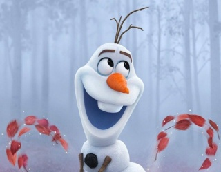"""Josh Gad Reveals the Video of His Daughter That Inspired Olaf's """"Frozen II"""" Arc"""